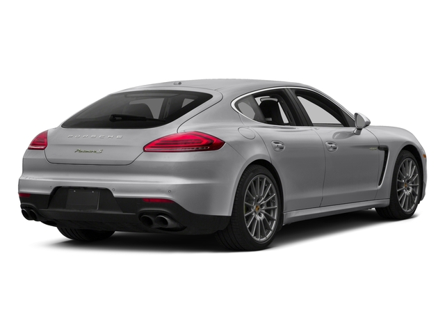 2015 Porsche Panamera Prices and Values Hatchback 4D S e-Hybrid V6 side rear view