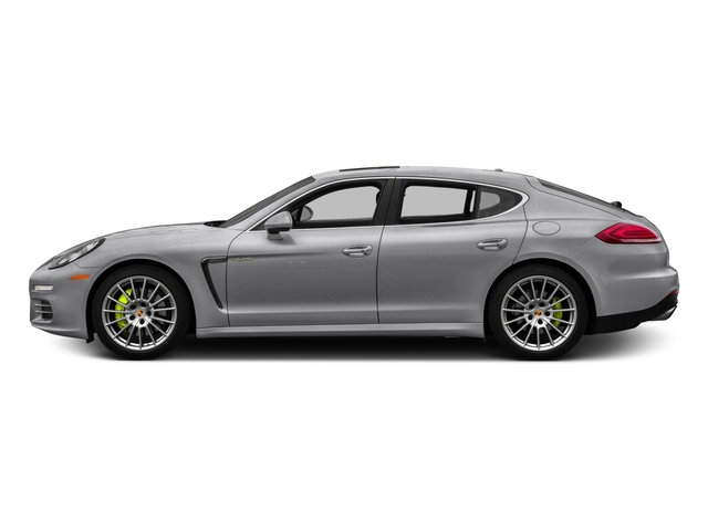 2015 Porsche Panamera Prices and Values Hatchback 4D S e-Hybrid V6 side view