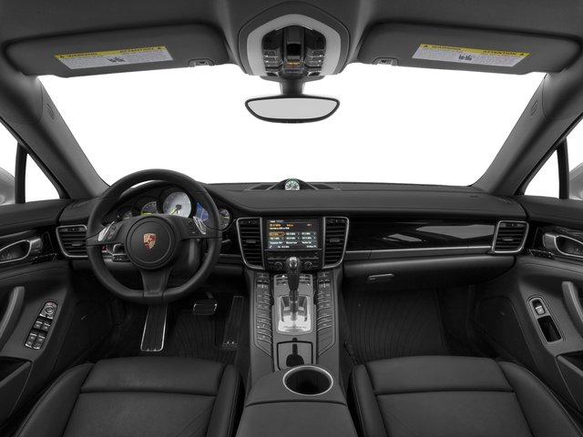 2015 Porsche Panamera Prices and Values Hatchback 4D S e-Hybrid V6 full dashboard