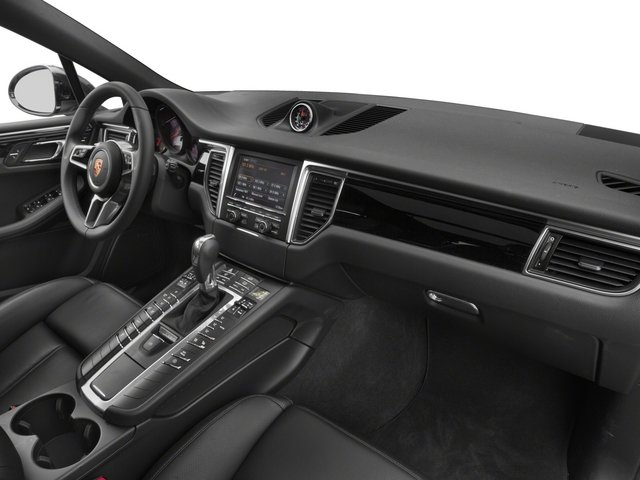 2015 Porsche Macan Prices and Values Utility 4D AWD V6 Turbo passenger's dashboard