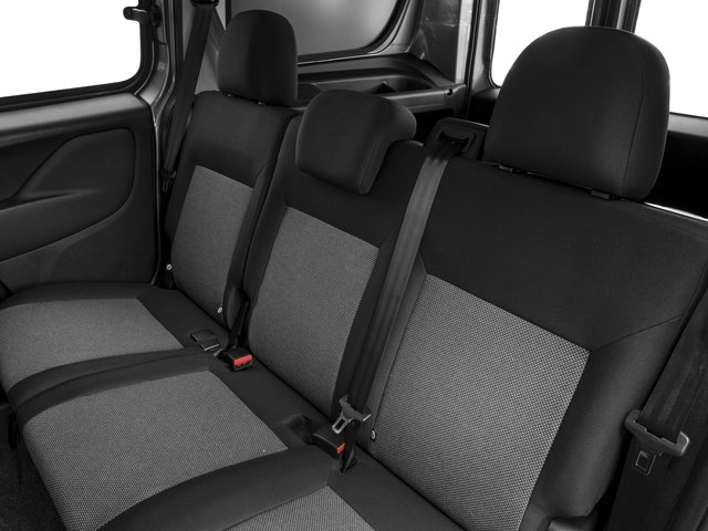 2015 Ram Truck ProMaster City Wagon Prices and Values Passenger Van SLT backseat interior