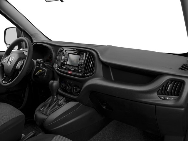 2015 Ram Truck ProMaster City Wagon Prices and Values Passenger Van SLT passenger's dashboard