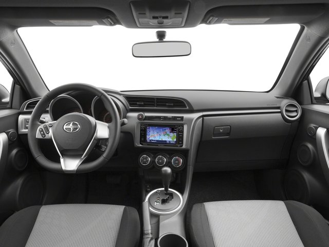 2015 Scion tC Prices and Values Liftback 3D I4 full dashboard