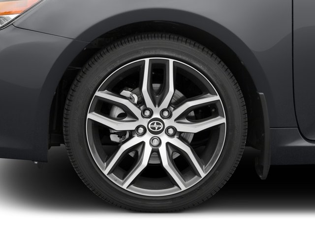 2015 Scion tC Prices and Values Liftback 3D I4 wheel