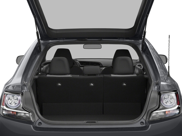 2015 Scion tC Prices and Values Liftback 3D I4 open trunk