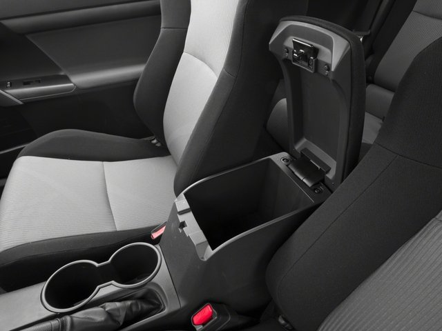 2015 Scion tC Prices and Values Liftback 3D I4 center storage console