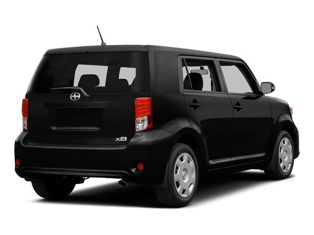 2015 Scion xB Prices and Values Wagon 5D I4 side rear view