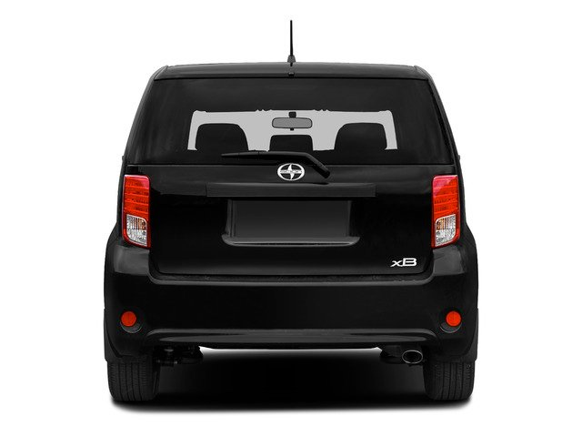 2015 Scion xB Prices and Values Wagon 5D I4 rear view