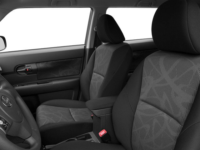 2015 Scion xB Prices and Values Wagon 5D I4 front seat interior