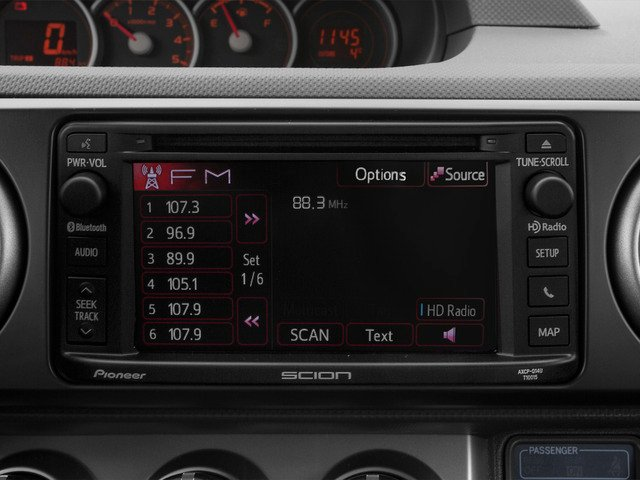 2015 Scion xB Prices and Values Wagon 5D I4 stereo system