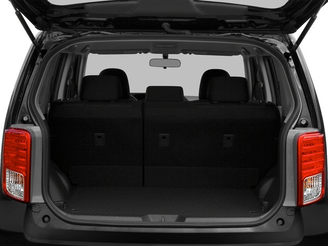2015 Scion xB Prices and Values Wagon 5D I4 open trunk