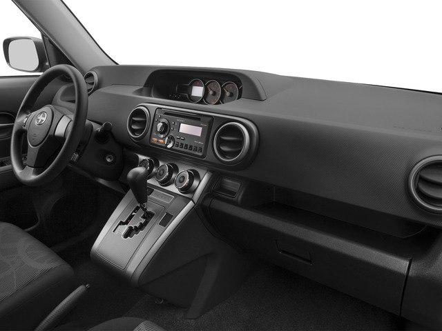 2015 Scion xB Prices and Values Wagon 5D I4 passenger's dashboard