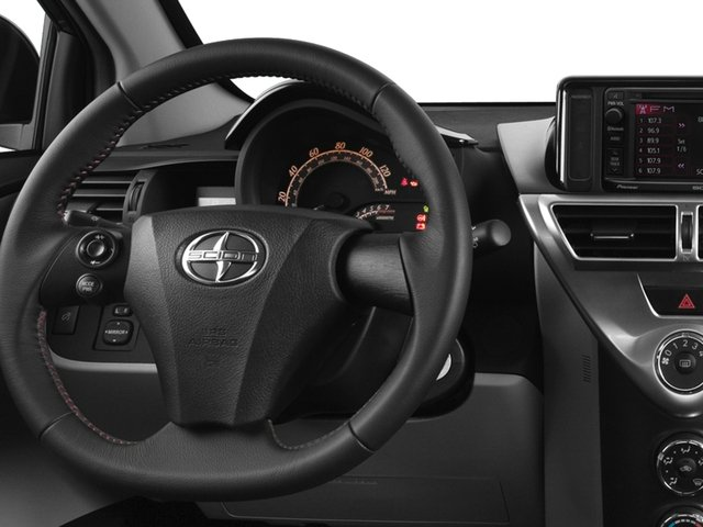 2015 Scion iQ Pictures iQ Hatchback 3D I4 photos driver's dashboard