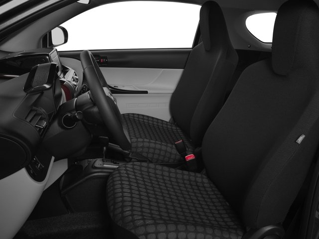 2015 Scion iQ Pictures iQ Hatchback 3D I4 photos front seat interior