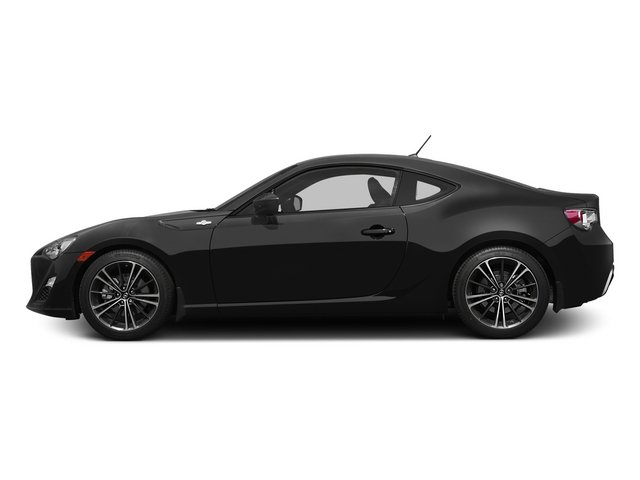 2015 Scion FR-S Prices and Values Coupe 2D H4 side view