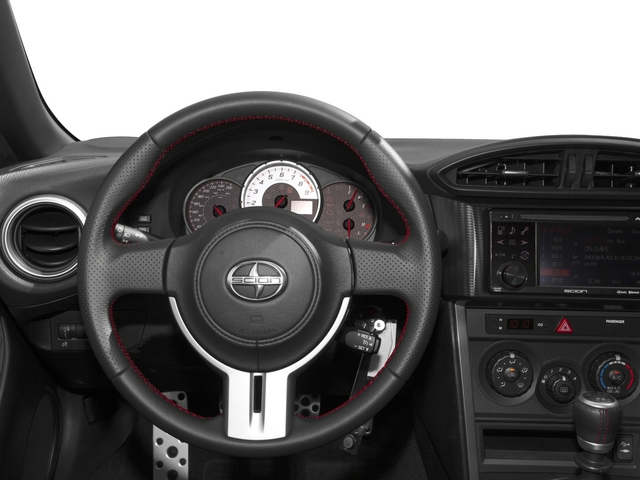 2015 Scion FR-S Prices and Values Coupe 2D H4 driver's dashboard