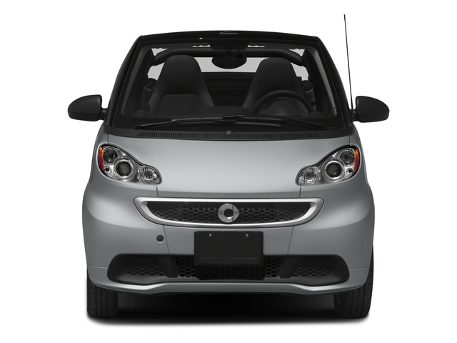 2015 smart fortwo Pictures fortwo Convertible 2D Passion I3 photos front view