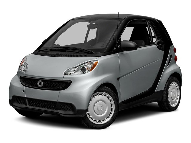 2015 smart fortwo Prices and Values Coupe 2D Passion I3