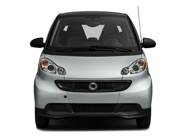 2015 smart fortwo Prices and Values Coupe 2D Passion I3 front view