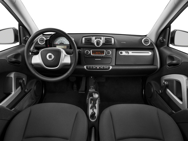 2015 smart fortwo Prices and Values Coupe 2D Passion I3 full dashboard