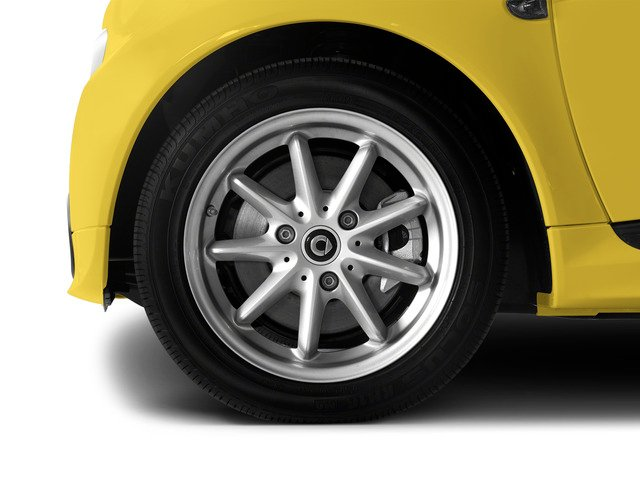 2015 smart fortwo electric drive Pictures fortwo electric drive Coupe 2D Electric photos wheel