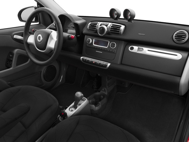 2015 smart fortwo electric drive Pictures fortwo electric drive Coupe 2D Electric photos passenger's dashboard