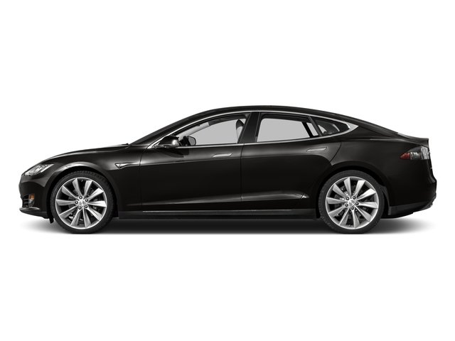 2015 Tesla Motors Model S Prices and Values Sedan 4D D AWD Electric side view