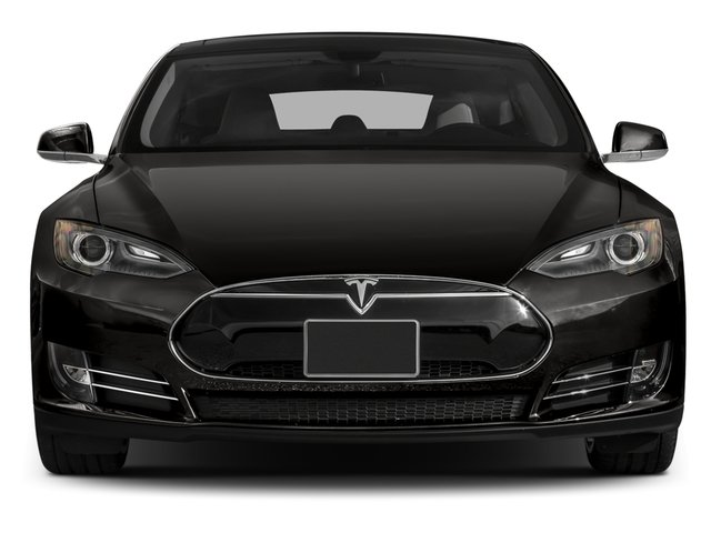 2015 Tesla Motors Model S Prices and Values Sedan 4D D AWD Electric front view
