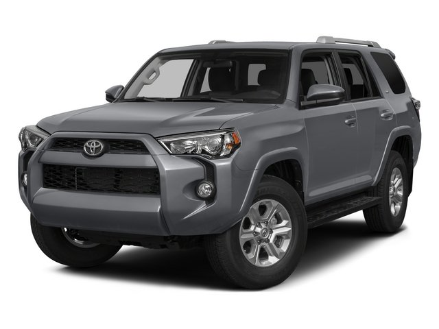 2015 Toyota 4Runner Pictures 4Runner Utility 4D Trail Edition 4WD V6 photos side front view