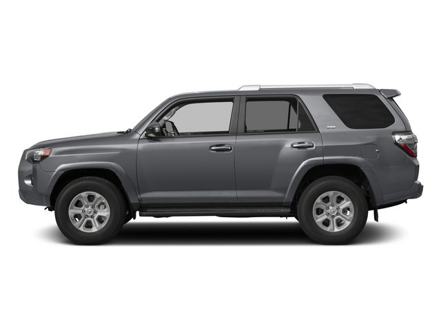 2015 Toyota 4Runner Prices and Values Utility 4D SR5 4WD V6 side view