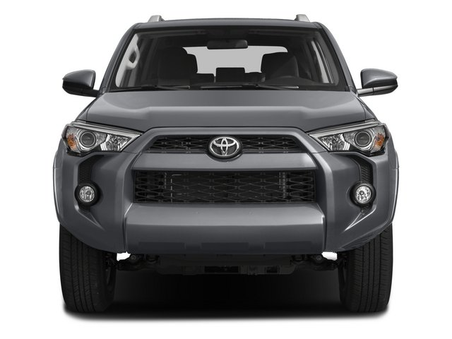 2015 Toyota 4Runner Prices and Values Utility 4D SR5 4WD V6 front view