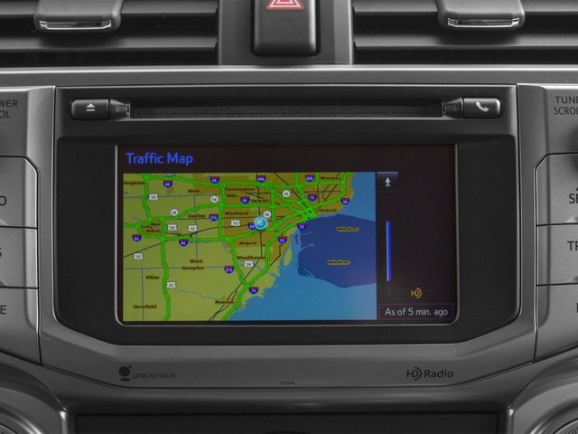 2015 Toyota 4Runner Prices and Values Utility 4D SR5 4WD V6 navigation system
