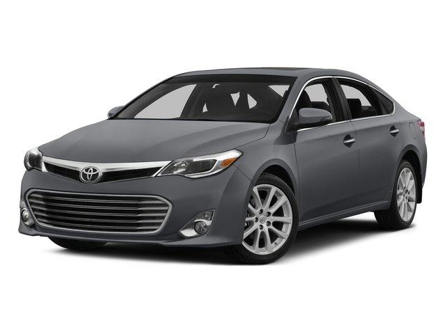 2015 Toyota Avalon Prices and Values Sedan 4D Limited V6