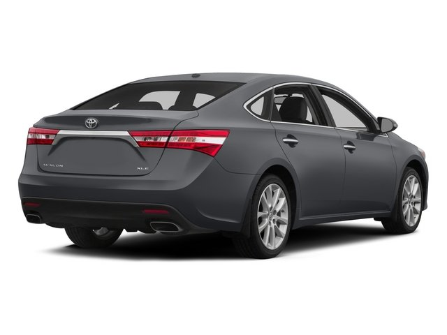 2015 Toyota Avalon Prices and Values Sedan 4D Limited V6 side rear view
