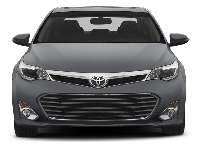 2015 Toyota Avalon Prices and Values Sedan 4D Limited V6 front view