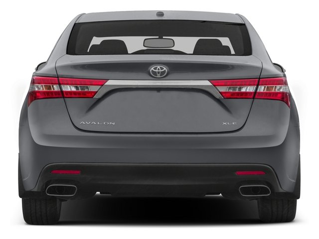 2015 Toyota Avalon Prices and Values Sedan 4D Limited V6 rear view