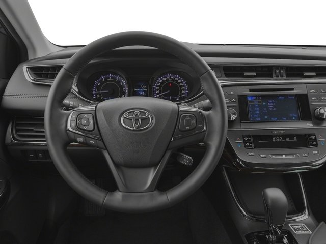 2015 Toyota Avalon Prices and Values Sedan 4D Limited V6 driver's dashboard