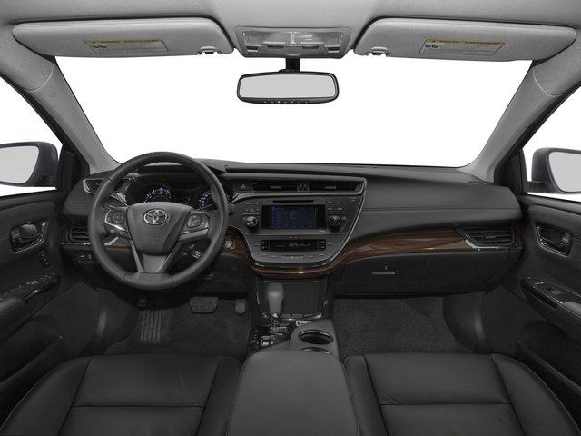 2015 Toyota Avalon Prices and Values Sedan 4D Limited V6 full dashboard