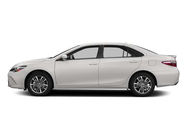 2015 Toyota Camry Prices and Values Sedan 4D SE I4 side view