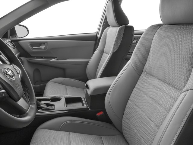 2015 Toyota Camry Prices and Values Sedan 4D SE I4 front seat interior