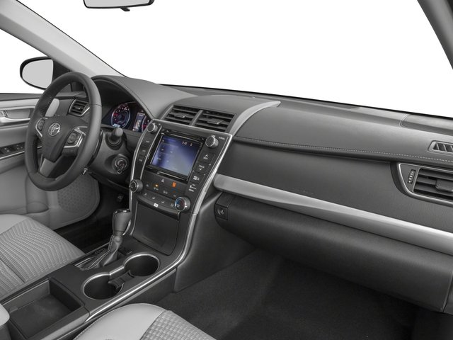 2015 Toyota Camry Prices and Values Sedan 4D SE I4 passenger's dashboard