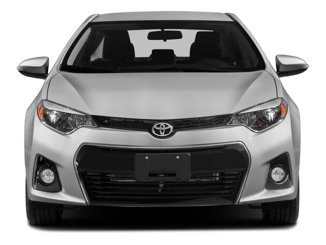 2015 Toyota Corolla Pictures Corolla Sedan 4D L I4 photos front view