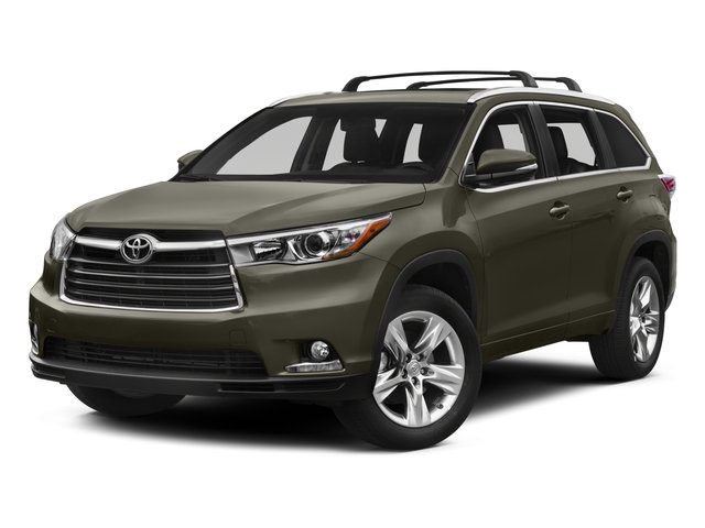 2015 Toyota Highlander Prices and Values Utility 4D LE Plus 4WD V6