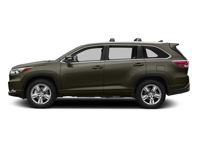 2015 Toyota Highlander Prices and Values Utility 4D LE Plus 4WD V6 side view