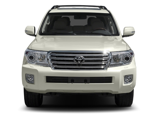 2015 Toyota Land Cruiser Pictures Land Cruiser Utility 4D 4WD V8 photos front view