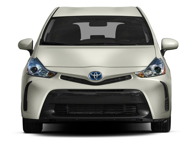 2015 Toyota Prius v Prices and Values Liftback 5D v Five I4 Hybrid front view