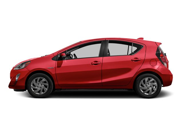 2015 Toyota Prius c Prices and Values Liftack 5D c I4 Hybrid side view