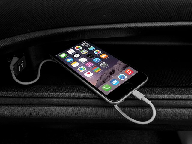 2015 Toyota Prius c Prices and Values Liftack 5D c I4 Hybrid iPhone Interface