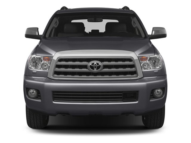 2015 Toyota Sequoia Prices and Values Utility 4D Platinum 4WD V8 front view