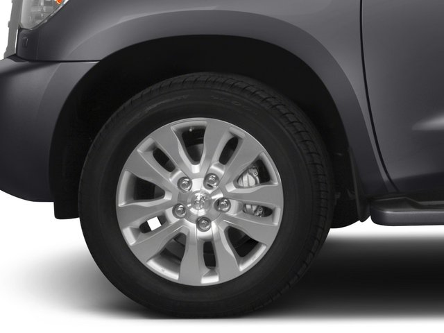 2015 Toyota Sequoia Prices and Values Utility 4D Platinum 4WD V8 wheel